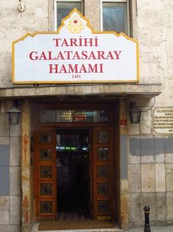 Hamam, Men's Entrance